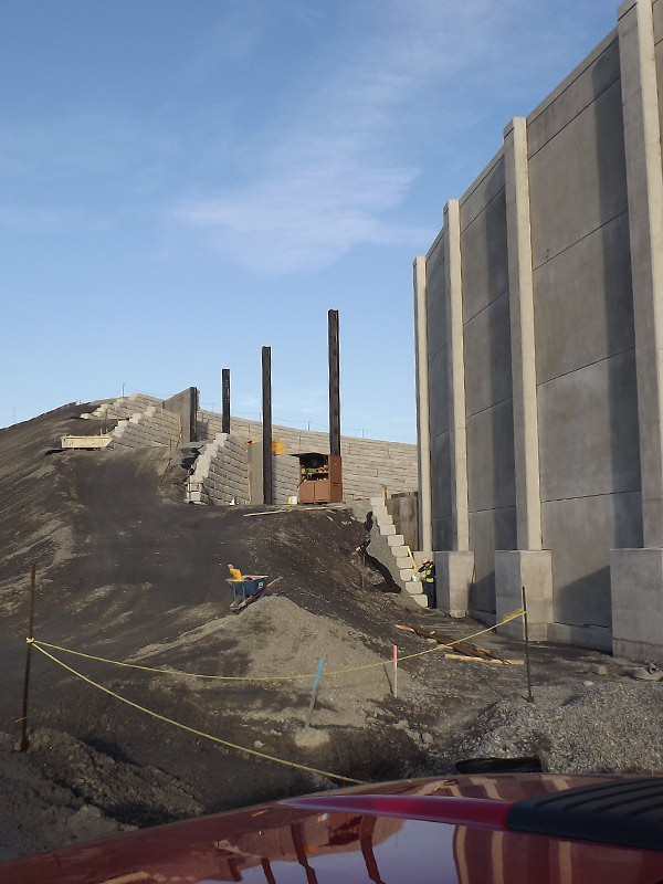 Retaining Walls Image Gallery Shea Concrete Products