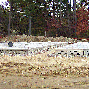 Septic Distribution Box Precast Concrete Shea Concrete