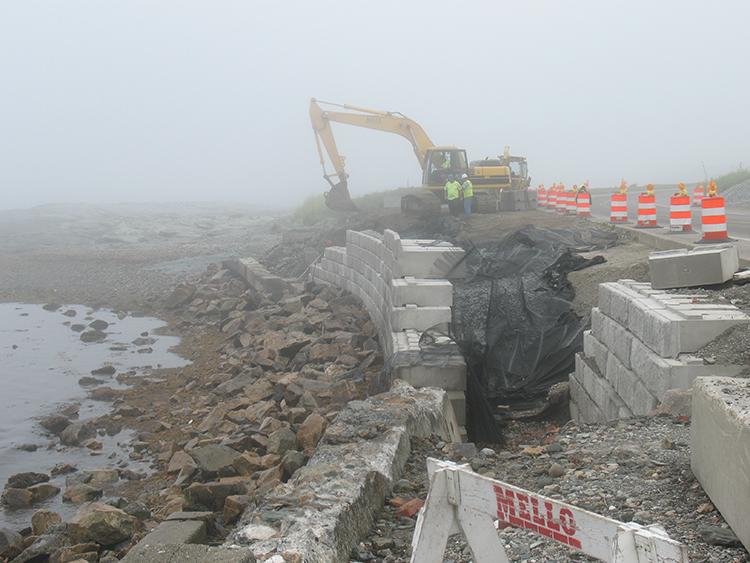 Sea Wall Installation Sheaconcrete Com
