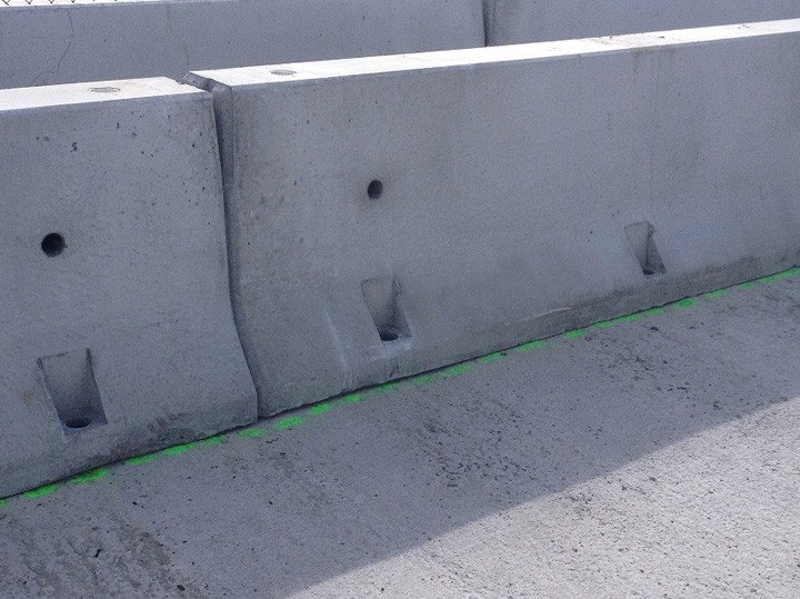 Featured Project Precast Barriers On The Larz Anderson