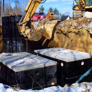 Precast Concrete Septic Tanks Shea Concrete Products